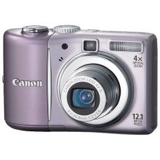 Фотоаппарат Canon PowerShot A1100 IS pink