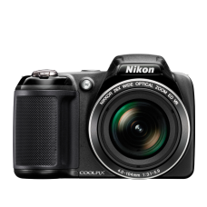 Фотоаппарат Nikon Coolpix L320 black