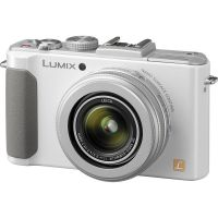 Фотоаппарат Panasonic Lumix DMC-LX7W white NEW (engl men)