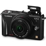 Фотоаппарат Panasonic Lumix DMC-GF2K black 14-42mm KIT NEW