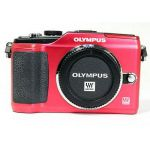 Фотоаппарат Olympus PEN E-PL2 body red