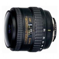 Объектив Tokina AT-X DX NH 10-17mm f/3.5-4.5 Fisheye для Canon