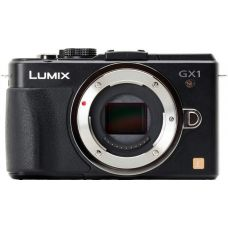 Фотоаппарат Panasonic Lumix DMC-GХ1 black body NEW